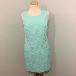 Southern Tide offshore green dress